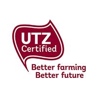 UTZ - Certified Coffee, Tea, Cocoa, Hazelnuts